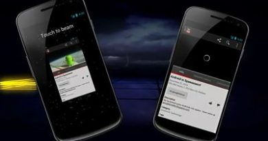 Android Beam dirá adiós con Android Q