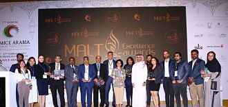 RD recibe premio de excelencia en el MICE Arabia & Luxury Travel Congress