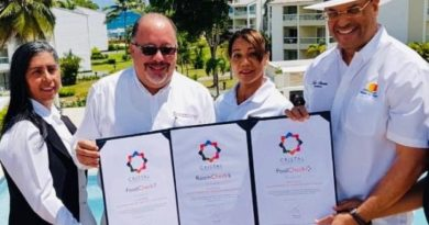 Hoteles HODELPA recibe certificado Cristal International Standards