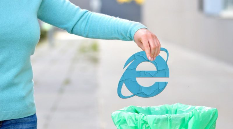 Cómo eliminar y desinstalar Internet Explorer de Windows 10