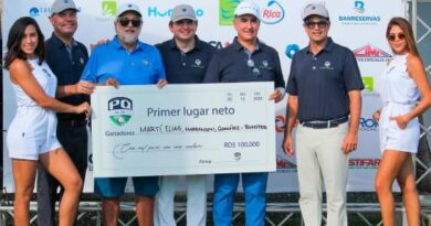 Asociación PQ celebra su tradicional torneo de golf
