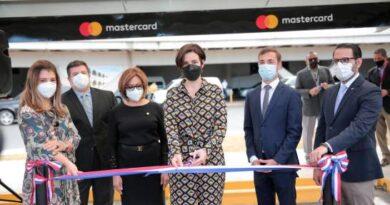 Aerodom y MasterCard inauguran parqueo premium para tarjetahabientes