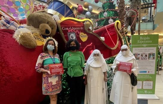 """La belleza solidaria se manifiesta en """"Regala Esperanza en Ágora Mall"""""""