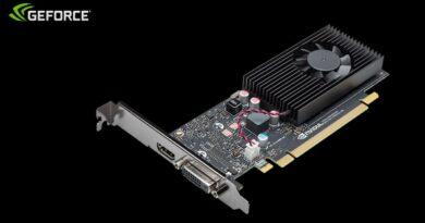 NVIDIA lanza su tarjeta gráfica más barata, ideal para vídeo 4K o emuladores –