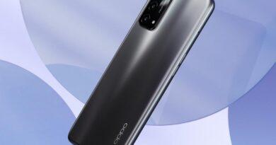 Oppo A93 5G, el nuevo gama media en incluir el Snapdragon 480 y una inmensa batería –