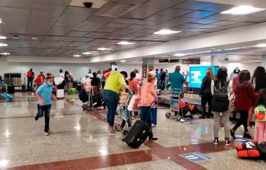En este enero llegó un 50 % menos de pasajeros a aeropuertos Las Américas y Puerto Plata