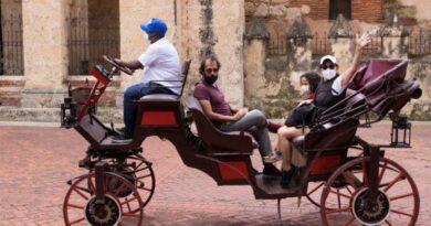 Ciudad Colonial ofrece el carruaje eléctrico