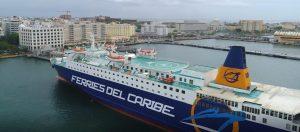Ferries del Caribe reanuda viajes de pasajeros entre RD y Puerto Rico