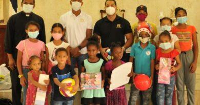 Voluntariado dona fondos para reparación Casa Hogar