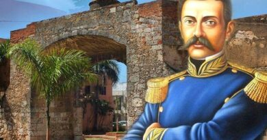 Se conmemora hoy el 205 aniversario del natalicio Matías Ramón Mella