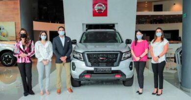 Conoce la nueva todoterreno Nissan Frontier 2022