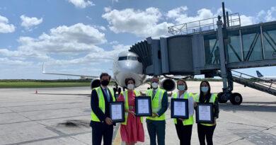 Aeropuertos de Las Américas y La Isabela reciben certificación ISO 14001 por su sistema de gestión ambiental