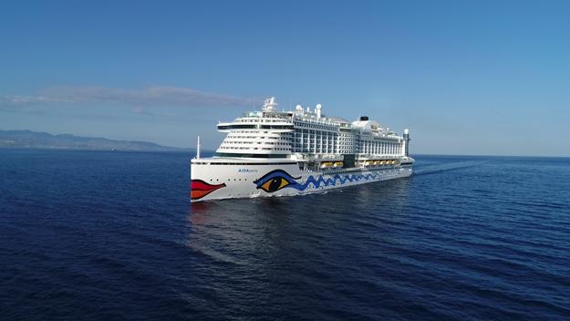 AIDA Cruises ofrece programa de vacaciones por las Islas Canarias a bordo de AIDAperla