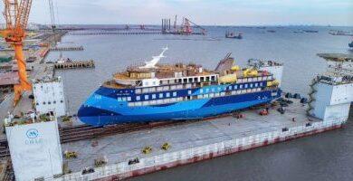El nuevo Ocean Victory destaca por sus bajas emisiones