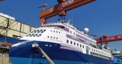 Ulstein está próximo a entregar dos cruceros de expedición a SunStone