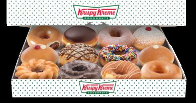 Krispy Kreme regalará donas a los clientes vacunados todos los días durante el resto de 2021