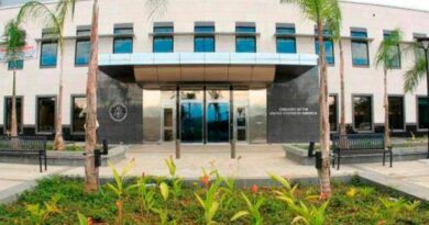 Embajada de EEUU en Dominicana anuncia reapertura de servicios