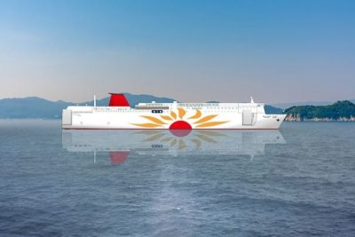 Primeros ferris impulsados por GNL en Japón ya tienen empresa que abastecerá el combustible