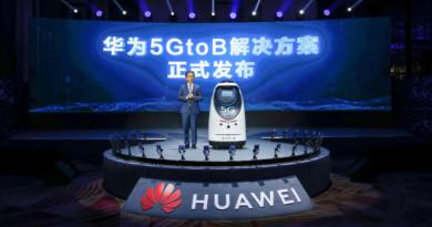 Huawei lanza una solución 5GtoB –