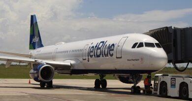 JetBlue lidera el flujo de pasajeros a RD en el 2021 con más de 110 mil hasta marzo