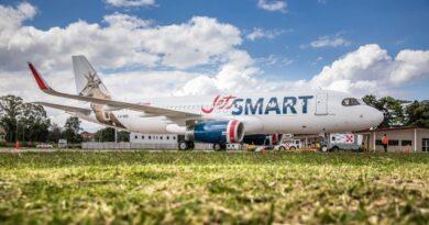 Jetsmart conectará Santiago de Chile y Medellín a partir de julio