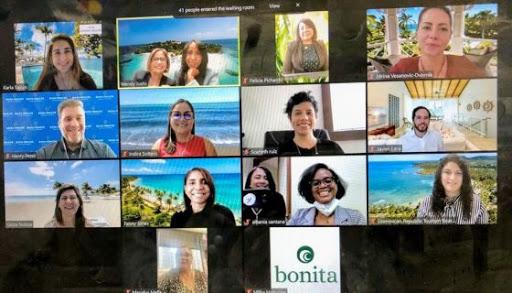 American Airlines y Oficina de Turismo de Miami promueven ruta Charlotte-Samaná a través de webinar