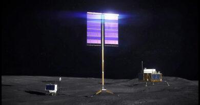 La NASA quiere generar energía sustentable con paneles solares en la Luna