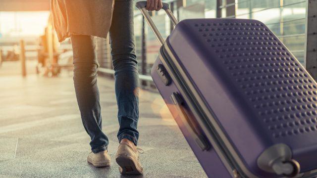 Tráfico aéreo de pasajeros cayó 75% entre los países andinos