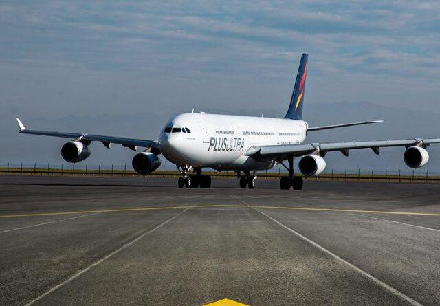 Plus Ultra retoma sus vuelos entre España y Perú a partir de abril