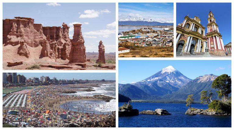 Semana Santa: destinos de montaña superan a los de playa