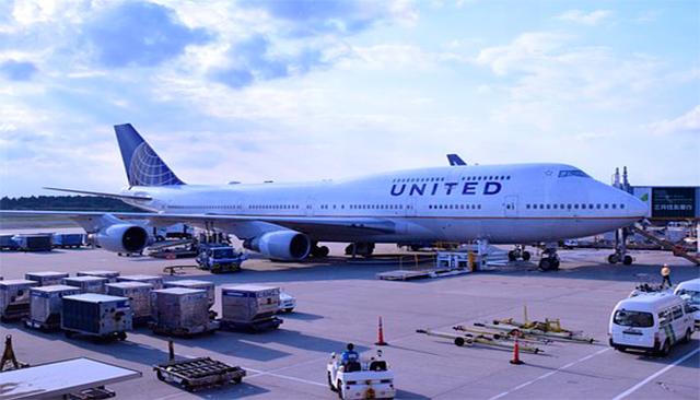 United: 'boom' de vuelos al Caribe superando los niveles pre-covid