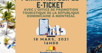 OPT Mitur en Montreal inicia serie de capacitaciones a las AAVV sobre nuevo formulario para entrar y salir de RD