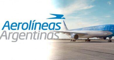 Aerolíneas Argentinas traslada 14 vuelos de Aeroparque a Ezeiza