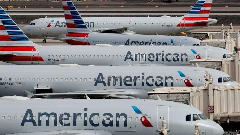 American suspende vuelos a Chile y Brasil por repunte de contagios