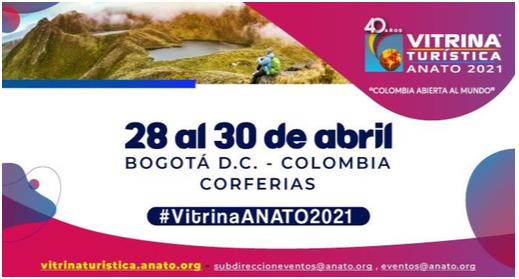 """Se aplaza la Vitrina de Anato por """"tercer pico"""" de la pandemia"""