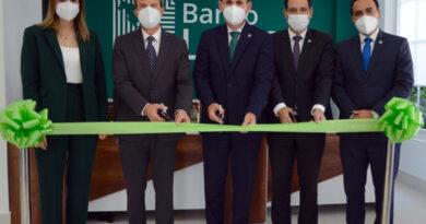 Banco Múltiple LAFISE inaugura Centro de Negocios en Santiago