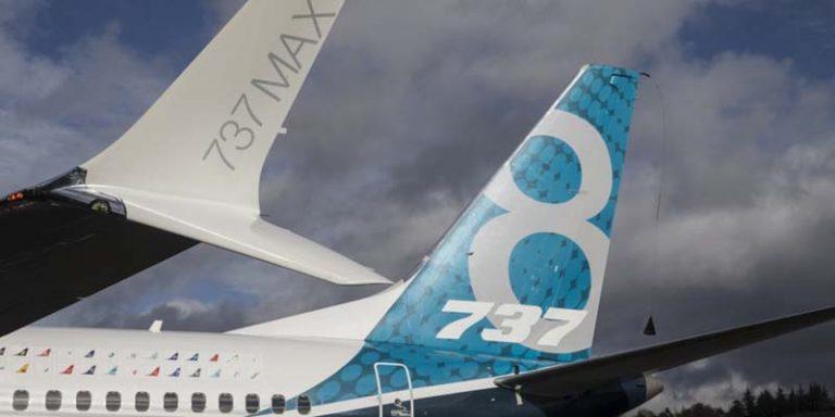 Boeing notifica un posible problema eléctrico en algunos de sus 737 MAX