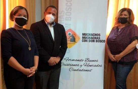 """Muchachos y Muchachas con Don Bosco presenta campaña """"Protejamos la Infancia"""""""