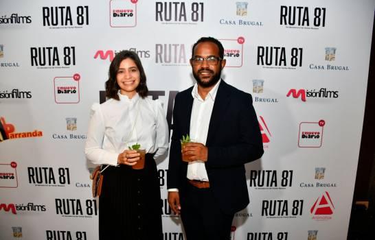 """Misión Films y Casa Brugal estrenan documental """"Ruta 81"""" de Héctor Romero"""