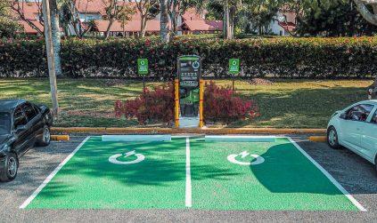 Casa de Campo incorpora nuevas estaciones de carga para vehículos eléctricos