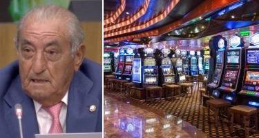 Hidalgo pone a la venta sus casinos de RD