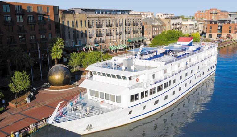 American Cruise Lines es la primera línea en reanudar los servicios de cruceros en EE.UU.