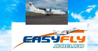 Easyfly duplica vuelos en la ruta entre Bogotá y Arauca
