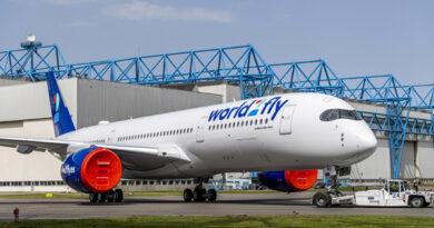Listo el primero de los dos A350 de World2Fly