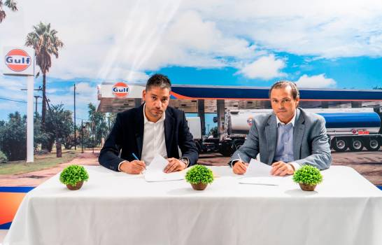 Gulf Oil International llega a República Dominicana