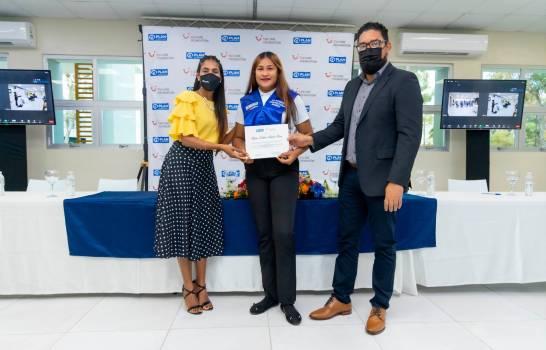 Graduación de la 4ta promoción en turismo de la Academia TUI