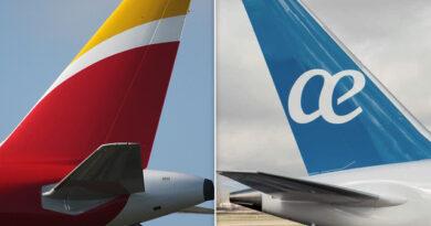Iberia afirma desconocer cuándo podrá comprar Air Europa