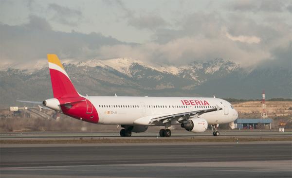 Iberia: su objetivo es llegar a un tráfico del 59% del nivel pre-Covid