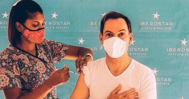 Iberostar vacuna a sus empleados en República Dominicana