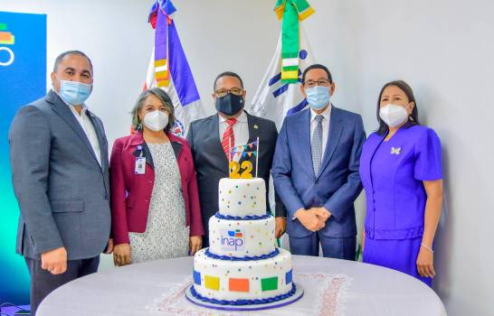 INAP celebra 22 años formando a los servidores Públicos
